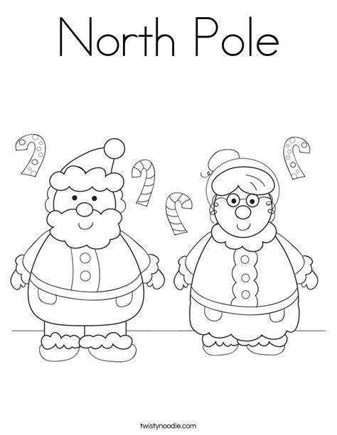 santas workshop north pole coloring pages coloring pages
