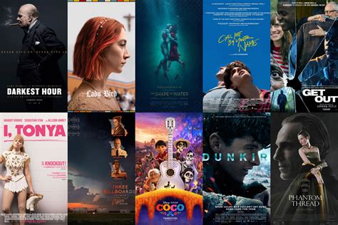 film oscar 2018 best moments from 2018 oscar nominated films chinadaily