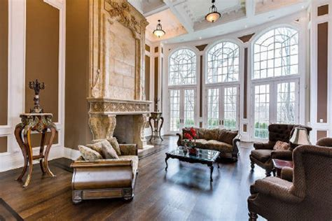 Home Interiors Mississauga Mississauga Mansion Goes On Auction Block Again Toronto