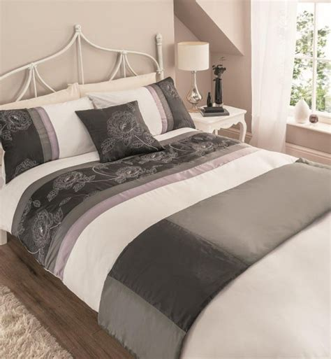 grey bed in a bag bed in a bag 5pc bedding duvet quilt cover set marbree
