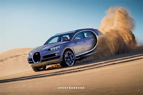 bugatti suv bugatti megalon rendering is the most expensive suv you ve