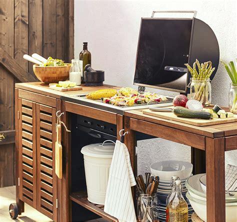 Ikea Klasen by En 196 Pplar 214 Klasen Grill Fylld Med Gr 246 Nsaker Country
