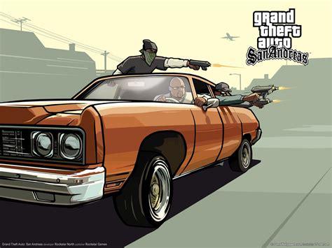 Grand Auto by 13 Grand Theft Auto San Andreas Fondos De Pantalla Hd