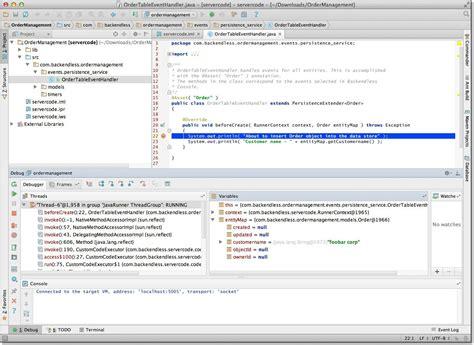 java pattern business logic debugging