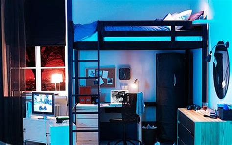 kids bedroom furniture stylish space saving ideas