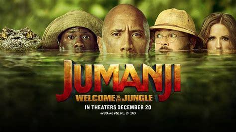 film jumanji terbaru jumanji welcome to the jungle dibuat lebih dewasa dari
