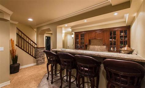 Basement Bar Cabinet Ideas Basement Basement Bar Designs Interior Decoration And Home Design