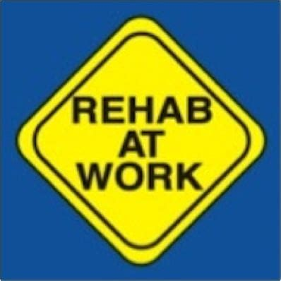 Detox And Rehabiliation In Maryland by Rehab At Work Physical Therapy 8200 Professional Pl