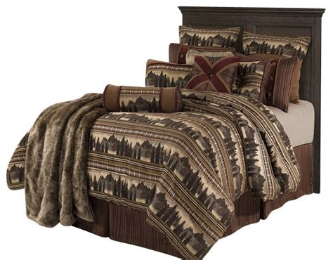 rustic comforter sets queen forest comforter set queen rustic comforters and