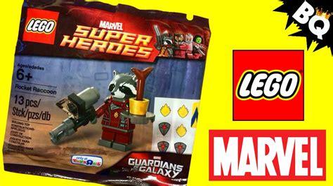 Lego Polybag Guardians Of The Galaxy Rocket Racoon Exclusive lego marvel rocket raccoon groot guardians of the galaxy polybag found