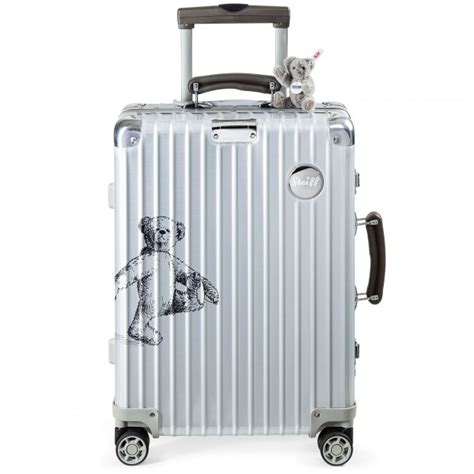 Rimowa Sticker Design12 rimowa to launch suitcases with steiff design the of business travel