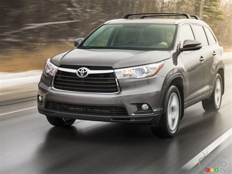 Toyota Highlander Reviews 2015 2015 Toyota Highlander Limited Review Editor S Review