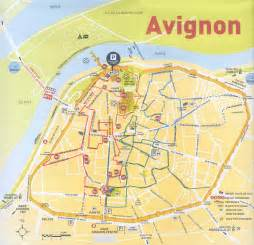Avignon France Map by Avignon Avignon Pinterest