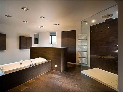 Wood Floor Bathroom Ideas Cool Ideas Of Bathroom With Wood Tile Bathroom Plebio Interior Wood Floor In Bathroom In