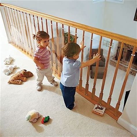 kid shield banister guard pinterest the world s catalog of ideas
