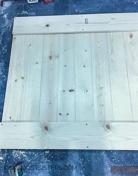 Barn Door Window Covering Plans - barn door window 7 sawdust