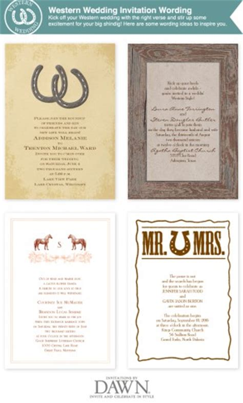 western wedding invitation wording western wedding quotes quotesgram
