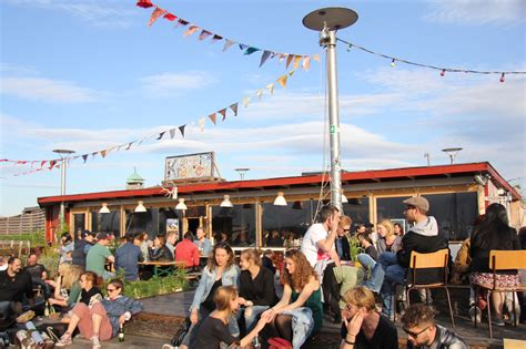 Roof Top Bars Berlin by Klunkerkranich Car Park Turned Rooftop Bar Andberlin