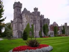 The gorgeously planted gardens of ashford castle credit elin b cc