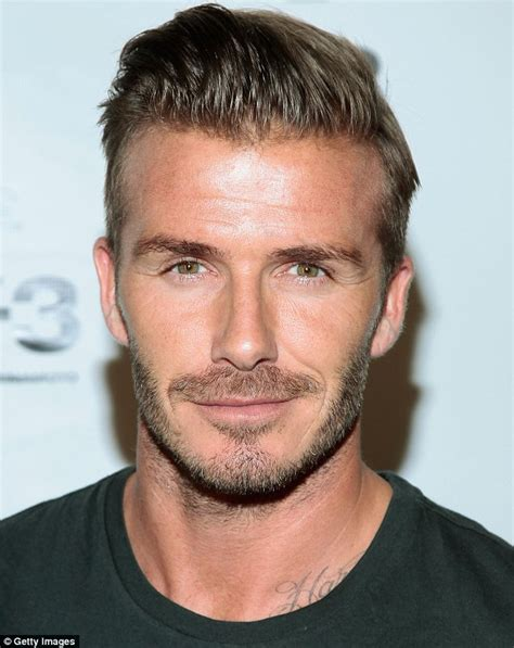 David Beckham Has by David Beckham S Is The Hair Most Uk Envy While Gary