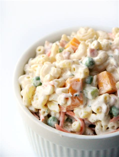 creamy pasta salad cooking for my dad creamy ranch pasta salad family fresh meals