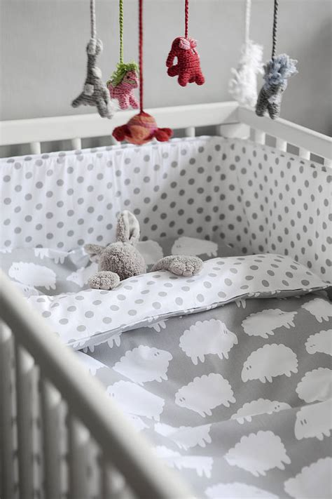cot bed duvet cover and pillowcase sheep bed duvets