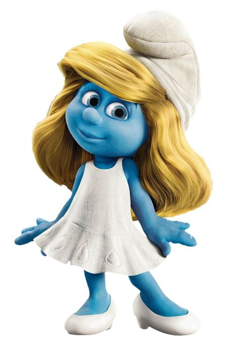 smurfette images smurfette in 3d www imgkid the image kid has it