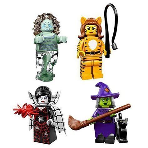 Lego Tiger Minifigures Series 14 Set lego collectible minifigures series 14 71010 bundle