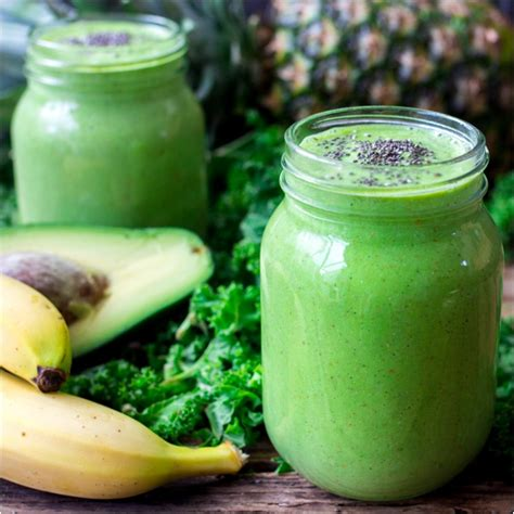 Pineapple Detox Smoothie by 16 Detox Tonic Recipes To Lose Belly Naturally The