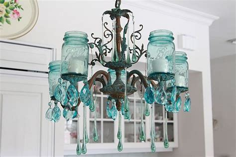 How To Make A Cheap Chandelier Best 35 Diy Easy And Cheap Jar Projects