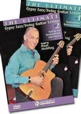 swing guitar lessons the ultimate gypsy jazz swing guitar lesson dvd 1 homespun