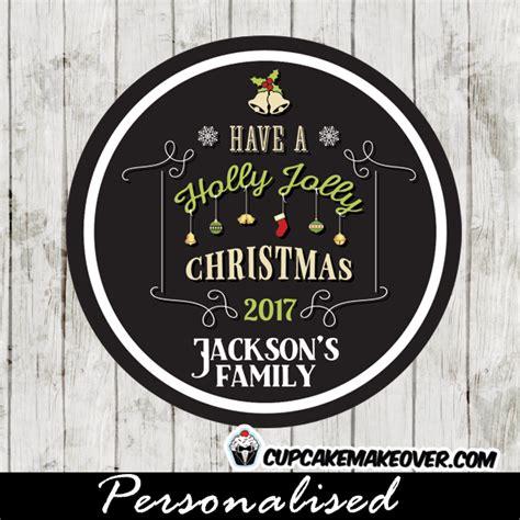 holly jolly christmas printable tags printable christmas gift tags have a holly jolly