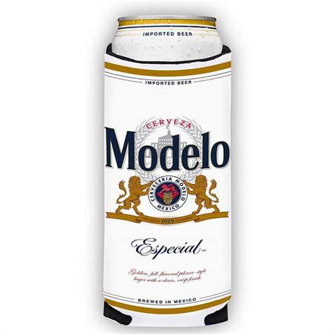 Modelo Light by Modelo Especial White 24 Oz Can Cooler