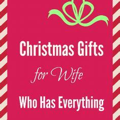 christmas gifts for wife who has everything beneconnoi 1000 images about christmas gifts shop on pinterest