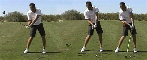 perfect left handed golf swing power mechanics of swinging