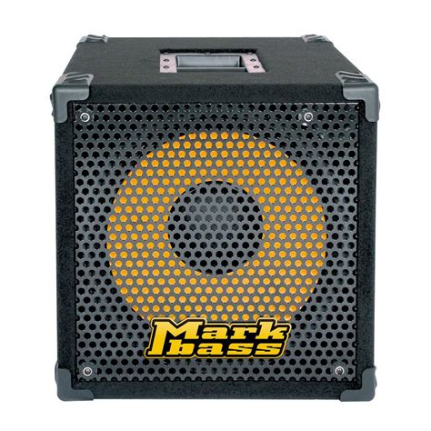 8 ohm speaker cabinet markbass new york 151 1x15 8 ohm speaker cabinet at