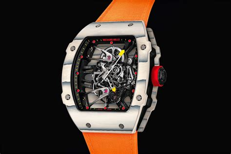 Richadr Mille richard mille tourbillon rm 27 02 rafael nadal time and watches the
