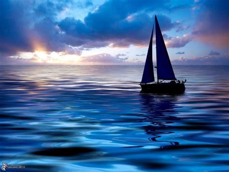 on a boat at sea boat at sea