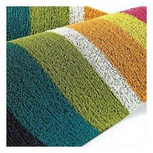 chilewich shag bold stripe big utility door mat color