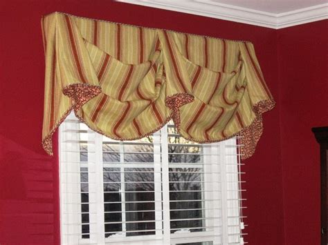 curtain toppers ideas 10 best pull up valance images on pinterest
