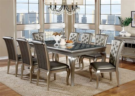dining room set modern garey modern dining room furniture set