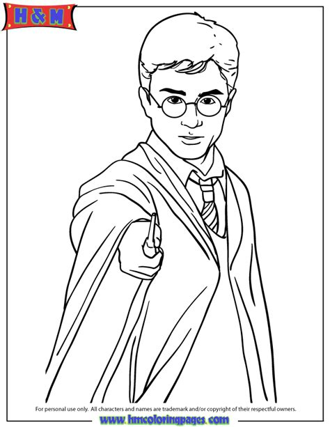 harry potter coloring harry potter color pages az coloring pages