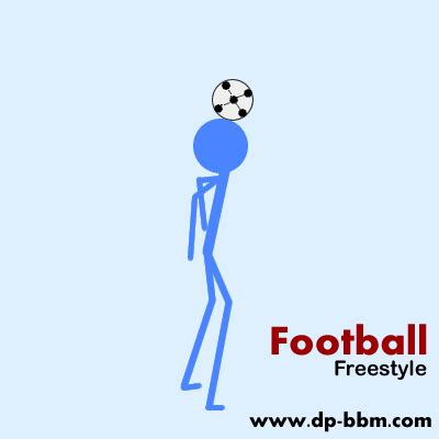 wallpaper animasi dp bbm gambar animasi dp bbm freestyle football dp bb gokil