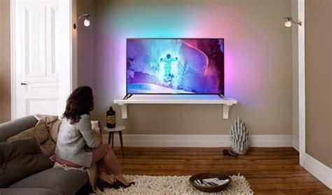 philips anuncia tv 4k de 65 polegadas que roda android