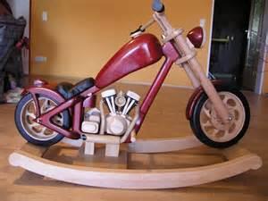 Rocking motorcycle by pastahill lumberjocks com woodworking