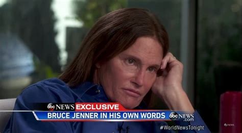bruce jenner comes out bruce jenner officially comes out as transgender woman