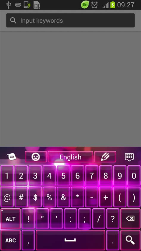 keypad themes phone amazon com purple glow for keypad appstore for android