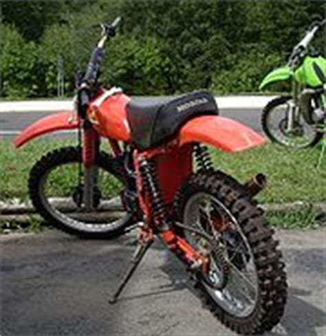 honda cr125m cyclechaos