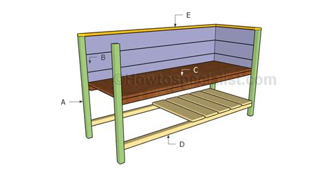 elevated planter box plans raised planter box plans howtospecialist how to build step by step diy plans