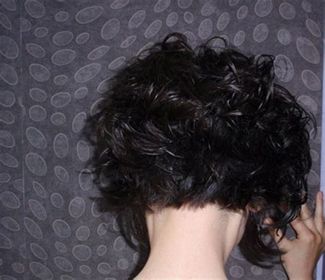 spiked wedge bob 30 best short curly hairstyles 2014 short hairstyles